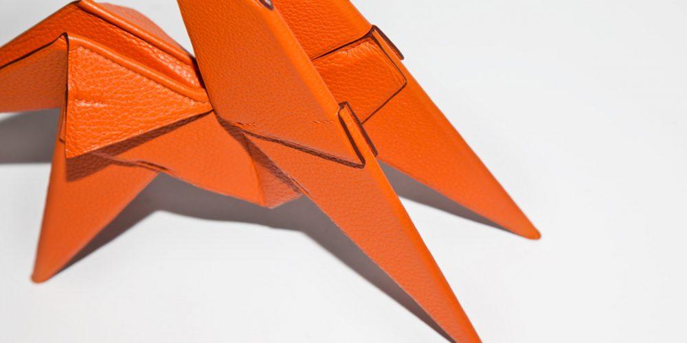 Herm 232 S Origami Kirigami Horse Flying Horse